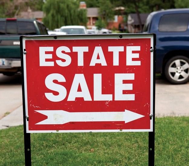 Estate Sales Saved My Life